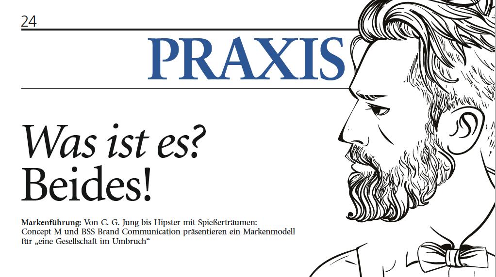 Markenführung: Von C. G. Jung bis Hipster